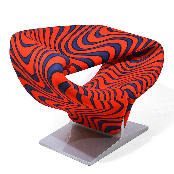 Ribbon Chair by Pierre Paulin ...  sc 1 st  Godrie.eu & Ribbon Chair by Pierre Paulin for Artifort   Godrie.eu