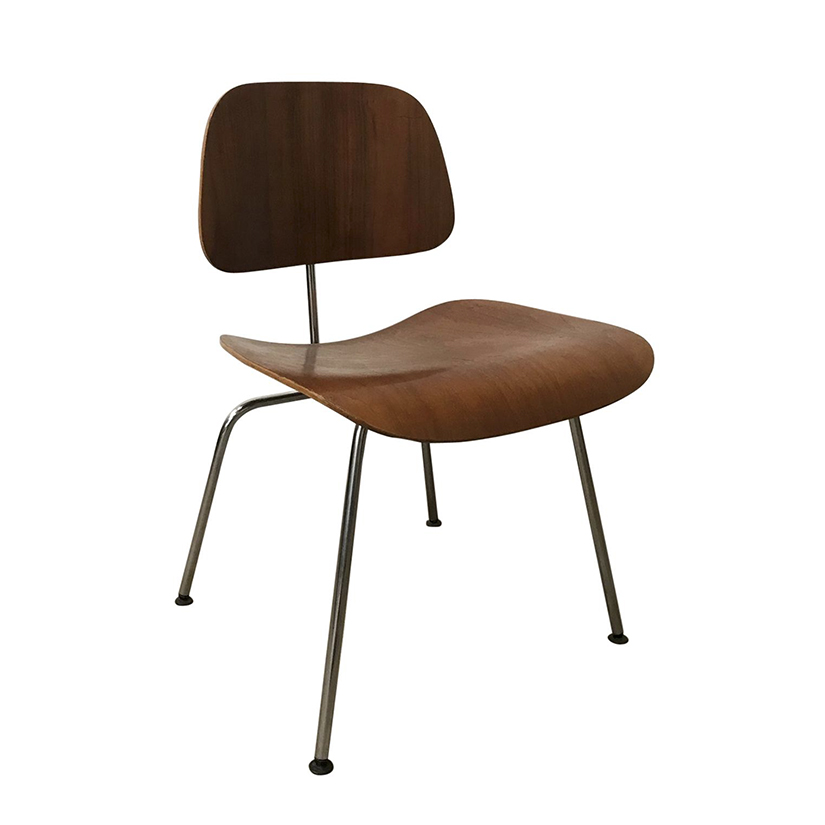Eames MillerDcm Wooden Herman in Version Charles Chair 1946Ray for and 4Ajq35RL